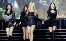 Fan Việt đội mưa hơn 5 tiếng chờ xem concert T-ara tại Việt Nam