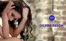 Bài test của bác sĩ điều trị trầm cảm: Làm ngay để biết bạn có bị trầm cảm hay không