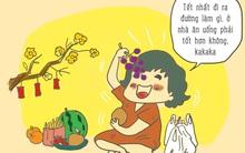 12 cung Hoàng đạo trải qua những ngày Tết như thế nào?