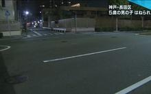 Bé trai người Việt bị xe tông hôn mê bất tỉnh khi một mình sang đường ở Nhật