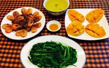 Mẹ Tít chia sẻ thực đơn cho cả tuần ngon đẹp đủ chất