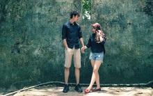 """Tình yêu đáng ngưỡng mộ của cặp đôi """"đũa lệch"""" chênh nhau 30cm chiều cao  và bén duyên từ lý do bất ngờ"""