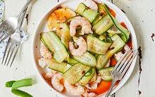 Ăn đã miệng không ngán lại giữ dáng với salad tôm chanh