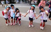 Trẻ em Nhật đã được trang bị kĩ năng gì để tự đi bộ đến trường mà vẫn an toàn