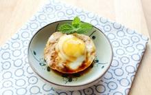 Ngon lạ món trứng cút hấp thịt đổi món cho cả nhà