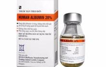 Bộ Y tế yêu cầu ngừng lưu hành 3 lô thuốc nghi nhiễm bệnh bò điên