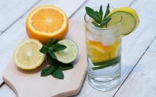 Công thức đồ uống từ bạc hà tươi giúp bạn detox gan hiệu quả, đón Tết thêm vui