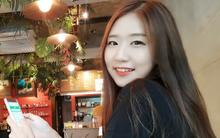 Đây là cô gái Hàn xinh xắn, được dân mạng khen hát hay