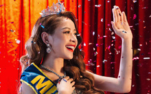 Chi Pu: Từ hôm nay hãy gọi tôi là Hoa hậu!