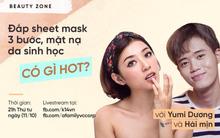 Tất tần tật các kiến thức về đắp mặt nạ chăm sóc da cho mùa hanh khô này