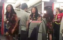 Nữ hành khách bị phạt 4 triệu đồng vì luôn miệng chửi bới trên máy bay