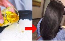 Thôi đừng phí tiền duỗi tóc nữa, đây là bí quyết rẻ tiền để tóc thẳng tự nhiên