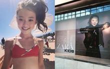 Bé gái Hàn lai Mỹ,
