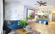 Chỉ với 300 triệu đồng, vợ chồng 8x đã biến căn hộ 76m² thành nơi nghỉ dưỡng cuối tuần ngay tại Hà Nội