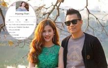 Vợ trẻ của Việt Anh thay đổi trạng thái trên trang cá nhân thành