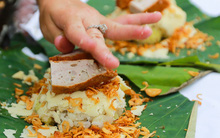 Xôi Yến đóng cửa cũng chẳng sao, dân sành ăn chỉ cần biết đến 3 hàng xôi xéo ngon nhất Hà Nội này