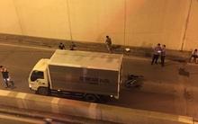 Hà Nội: Nam thanh niên tử vong sau khi va chạm với xe tải tại hầm Kim Liên