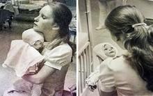 Bé gái bị bỏng được nữ y tá xinh đẹp cứu sống, 38 năm sau điều bất ngờ xảy ra khiến ai cũng nghẹn ngào
