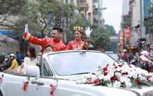 Cô dâu trong đám hỏi khủng, gây xôn xao MXH vì diễu hành bằng xe mui trần và đoàn xe phân khối lớn hộ tống tiết lộ bí mật phía sau