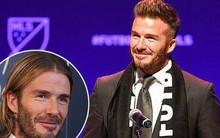 David Beckham chứng minh chỉ cần cắt bỏ mái tóc dài, các bạn nam sẽ phong độ và hấp dẫn hơn nhiều lần