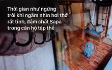 Thời gian như ngừng trôi khi ngắm nhìn căn hộ tập thể vỏn vẹn 30m² ở Giảng Võ, Hà Nội