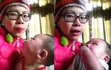 Bella bế con trai, quay video cận mặt rồi 'rao bán' con trên Facebook khiến dân mạng bức xúc