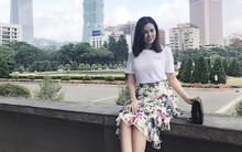 Soi gu thời trang cực sang chảnh của con dâu tỷ phú Hoàng Kiều