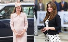 Bí quyết mặc đẹp ngay cả khi mang bầu với 9 thương hiệu thời trang yêu thích của công nương Kate