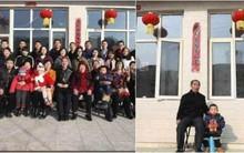Những bức ảnh gia đình trong và sau kỳ nghỉ Tết khiến nhiều người không khỏi cay mắt