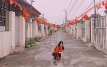 Quên việc khoe quà Valentine đi, giờ này phải khoe đường làng ngõ xóm trang trí Tết