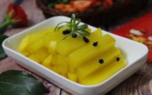 Học người Hàn cách làm củ cải muối chua ngọt chỉ nửa ngày là ăn được