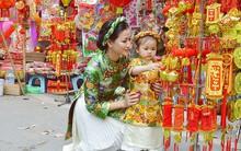 Hàng loạt hội chợ với mức giảm sâu để cuối tuần này tranh thủ đi sắm Tết