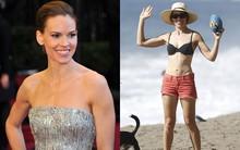 8 tuyệt chiêu giúp Hilary Swank giữ dáng chuẩn ở tuổi 43