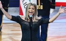 Màn trình diễn quốc ca Mỹ của Fergie gây sốt vì... giọng ca quá
