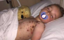 Con trai suýt chết vì sai lầm của bác sĩ, người mẹ lên tiếng cảnh báo với hy vọng không ai trải qua kinh nghiệm đau đớn như cô