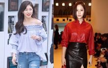 Showbiz Hàn cũng có 4 quý cô tuổi Tuất thần thái sang chảnh và mặc đẹp miễn chê