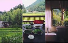 Đôi vợ chồng 8x bỏ phố về núi, cải tạo ngôi nhà cũ thành không gian ấm áp, bình yên bên rặng tre xanh