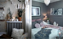Phòng ngủ đẹp lãng mạn như resort sang chảnh nhờ ý tưởng deco bằng đèn Led