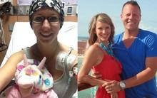 Bà mẹ 3 con này đã là người thứ 3 trên thế giới trị dứt điểm ung thư hạch bạch huyết