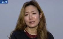 Nữ diễn viên lộ diện trên bản tin Hàn, trực tiếp kể lại vụ quấy rối tình dục của tài tử