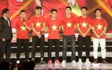Nguồn cảm hứng màu đỏ từ U23 Việt Nam khiến sân khấu WeChoice Awards bùng nổ