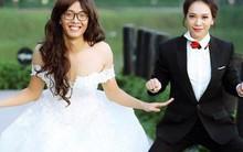 Bộ ảnh cưới hoán đổi của