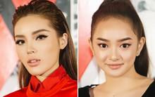 Makeup với gam nude lên ngôi tại Gala WeChoice Awards 2017, Kỳ Duyên lọt top những ngôi sao