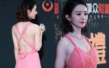 Triệu Lệ Dĩnh khiến fan xót xa vì vô tình lộ vết sẹo lớn