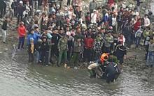 Vụ nam sinh tử vong vì cứu 3 mẹ con bị đuối nước lúc thả cá chép: Nạn nhân kiệt sức sau khi cứu người mẹ lần 2