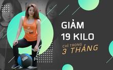 Cô gái này đã giảm cân kỳ tích tới 19kg chỉ trong 3 tháng khiến ai gặp cũng phải xuýt xoa