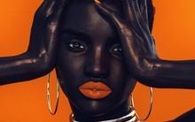 """Người mẫu da đen trở thành hiện tượng """"gây bão"""" trên Instagram, khi biết xuất thân đặc biệt của cô, ai cũng phải giật mình"""