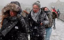 Nước Anh rét kỷ lục trong vòng 5 năm, chìm dưới tuyết lạnh vì