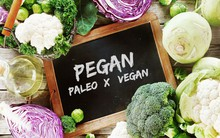 Vượt qua sự xuất sắc của chế độ ăn Vegan và Paleo, chế độ ăn Pegan này phù hợp nhất với những người có mỡ thừa khó giảm