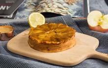 Làm bánh táo phô mai siêu ngon từ nồi cơm điện